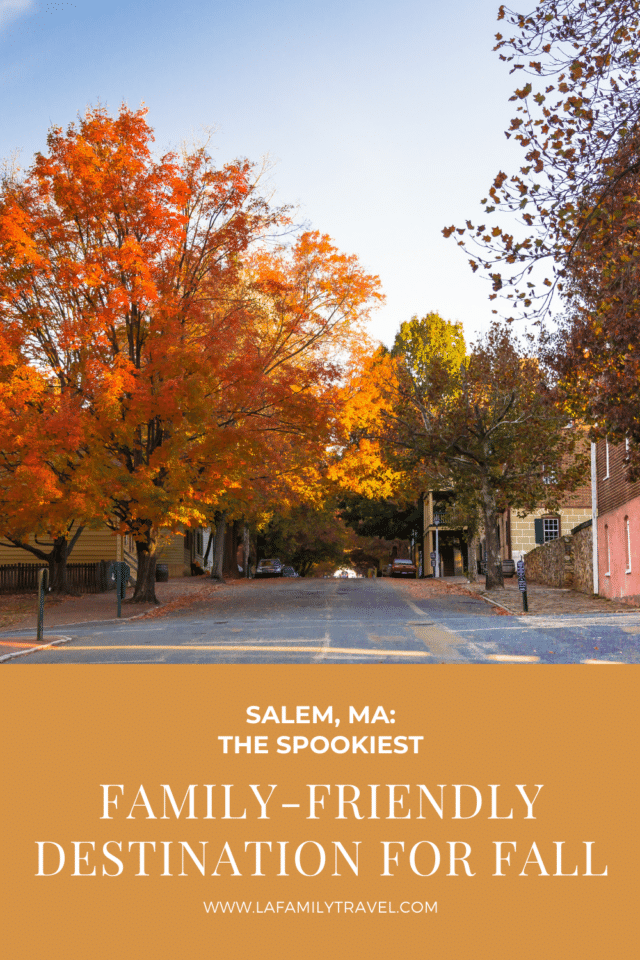 If your family is looking for a fun Fall getaway that incorporates some of the Spooky factor of Halloween, your best bet is Salem, MA. Read about all the fun things to do there with kids!