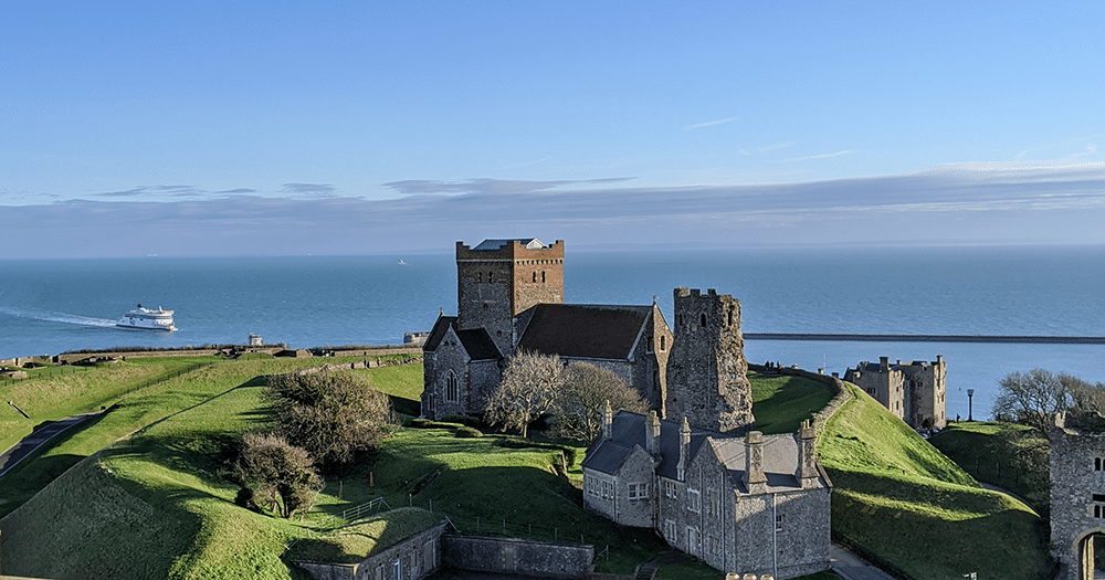 Dover: A Day Trip from London