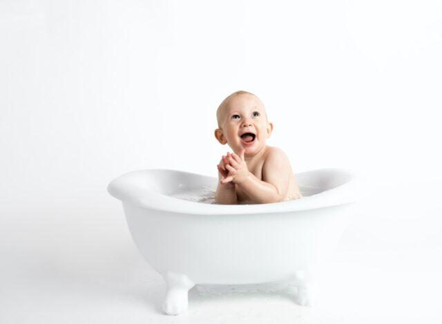 Baby, Bathtub