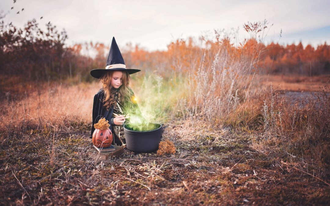 Photo by Paige Cody - Spooky Family Fun in Salem, MA
