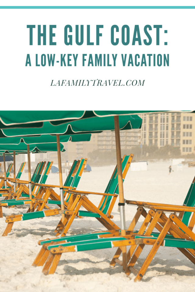 If you're looking for an affordable beach vacation with the kids, searching for adventure with your teens, or looking for a way to relax and recharge, the Gulf Coast has a place for you.