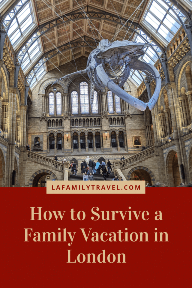 Visiting a world-famous city like London can be one of the best family experiences. The key is preparation. So when planning things to do in London with your kids, let these tips from a nervous traveler and seasoned mom be your guide.
