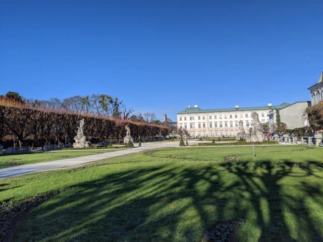 Mirabelle Gartens Salzburg Austria