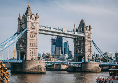 How to Have a Family Vacation in London Without Going Nuts