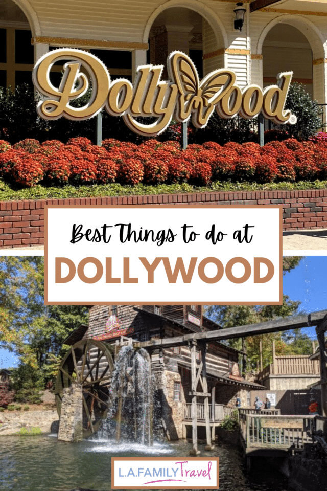Dollywood Park in Tennessee is one of my top five family friendly amusement parks, and that's an honor I don't give out lightly! Check out why Dollywood is perfect for preschoolers to Grandparents. From rides at Dollywood to other things to do at Dollywood. Where is Dollywood? It's where you want to go!