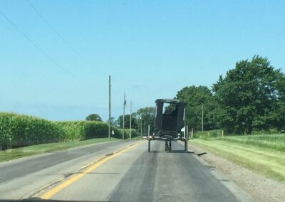 Holiday Family Shopping in Ohio's Amish Country