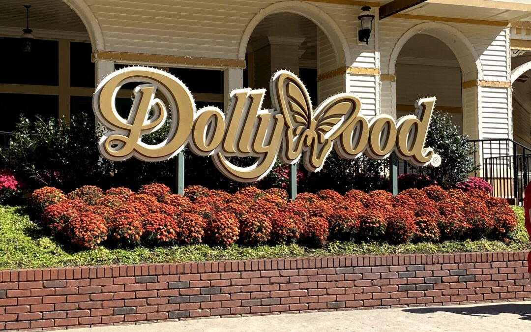 Picture of Dollywood logo