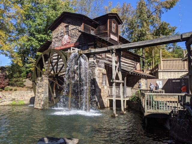 Photo of Grist Mill
