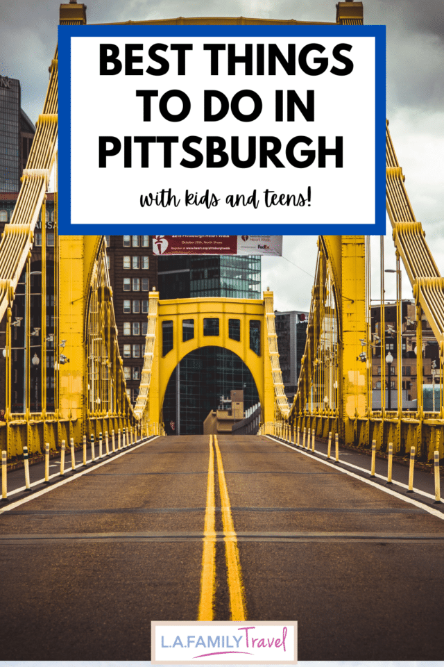 Pittsburgh is a city of rollercoasters, museums, riverboats and extra large sandwiches. Find all the family fun with kids and teens when you visit Pittsburgh. Fun things to do with kids and teens in Pittsburgh!