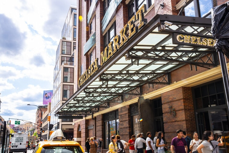 chelsea market: Best Things to Do With Kids in NYC