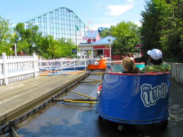 Photo of The Whip at Kennywood