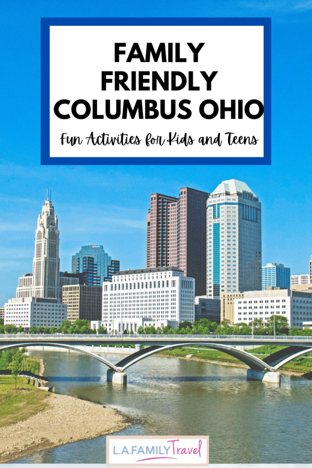 Columbus Ohio has a world famous zoo, great food, and a boozy river. What more could you ask for? There are many things to do with kids! Many things to do in Columbus, OH!