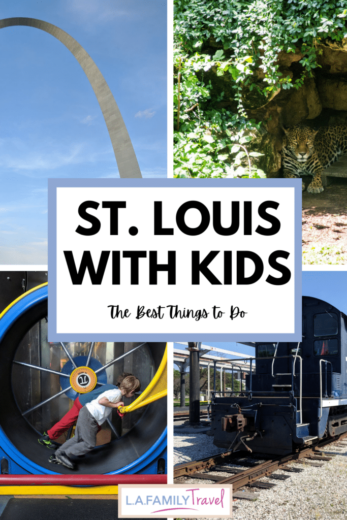 The best and most fun things to do in St. Louis or Saint Louis Missouri or MO with kids. Free things to do in St. Louis. Attractions to see in St. Louis.
