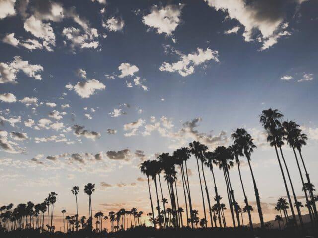 santa barbara, beach, southern california