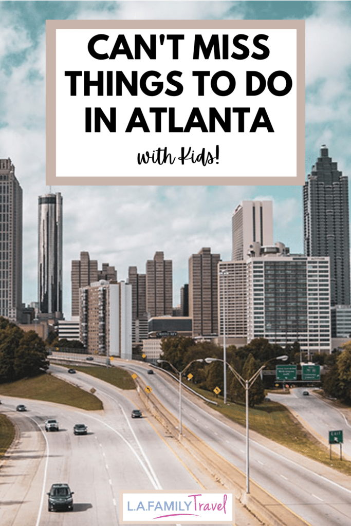 Pinterest image for Can't Miss Things to Do in Atlanta