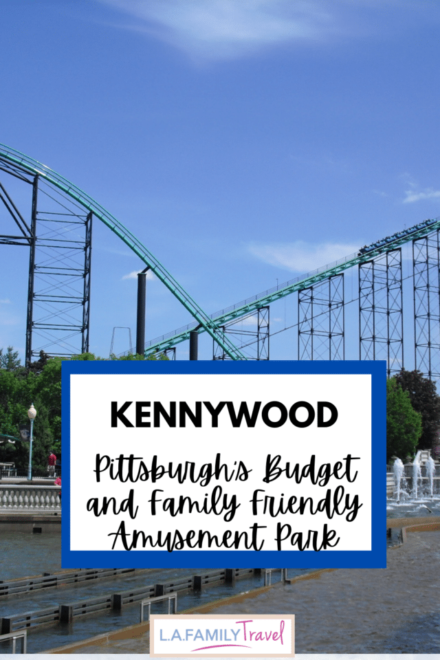 Kennywood is a great theme park for everyone from your train obsessed preschooler to grandma