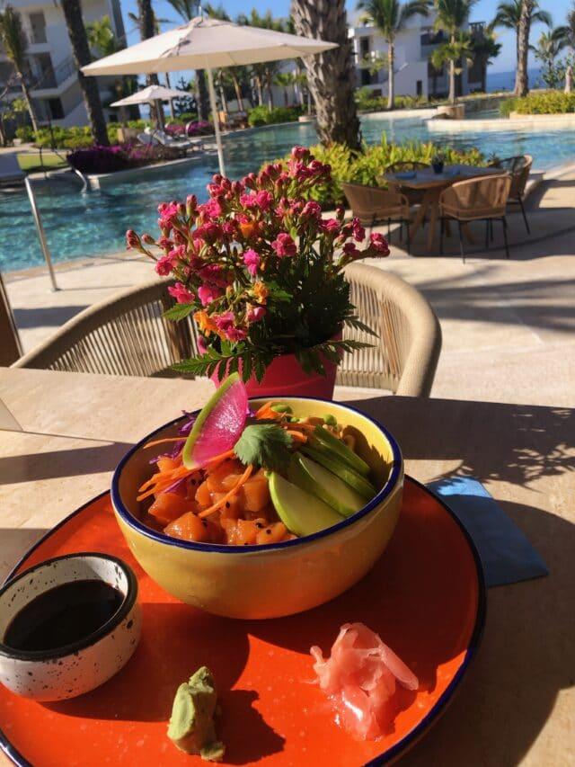 Poleta at conrad punta de mita resort in mexico - riviera nayarit