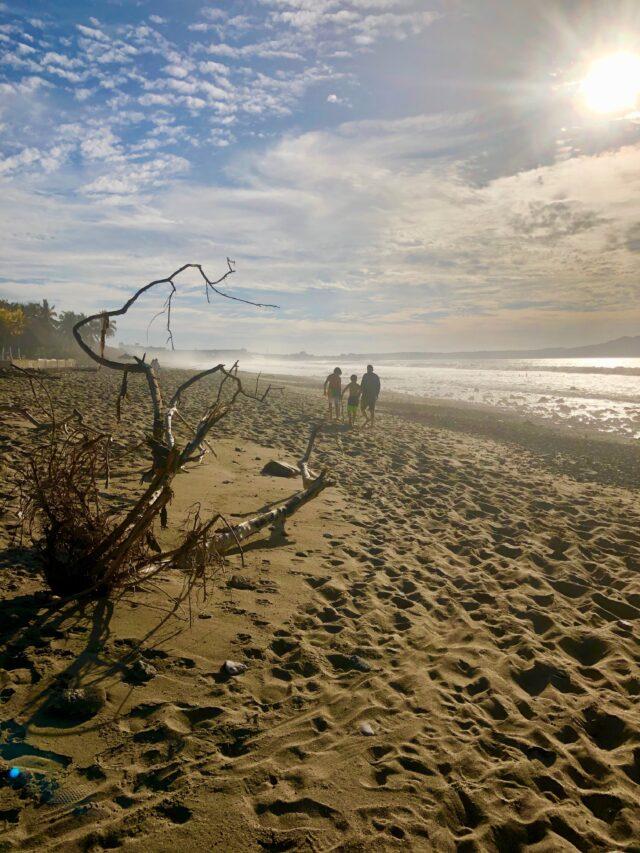 Litibu Beach near conrad punta de mita resort in mexico - riviera nayarit