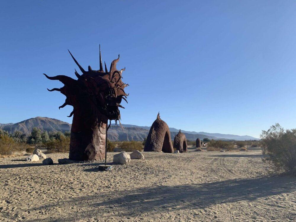Borrego Springs Brings Off the Beaten Path Family Fun