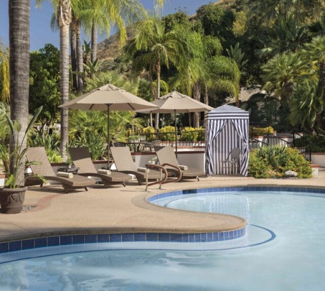 Pools - Glen Ivy Hot Springs - A Perfect Los Angeles Daytrip