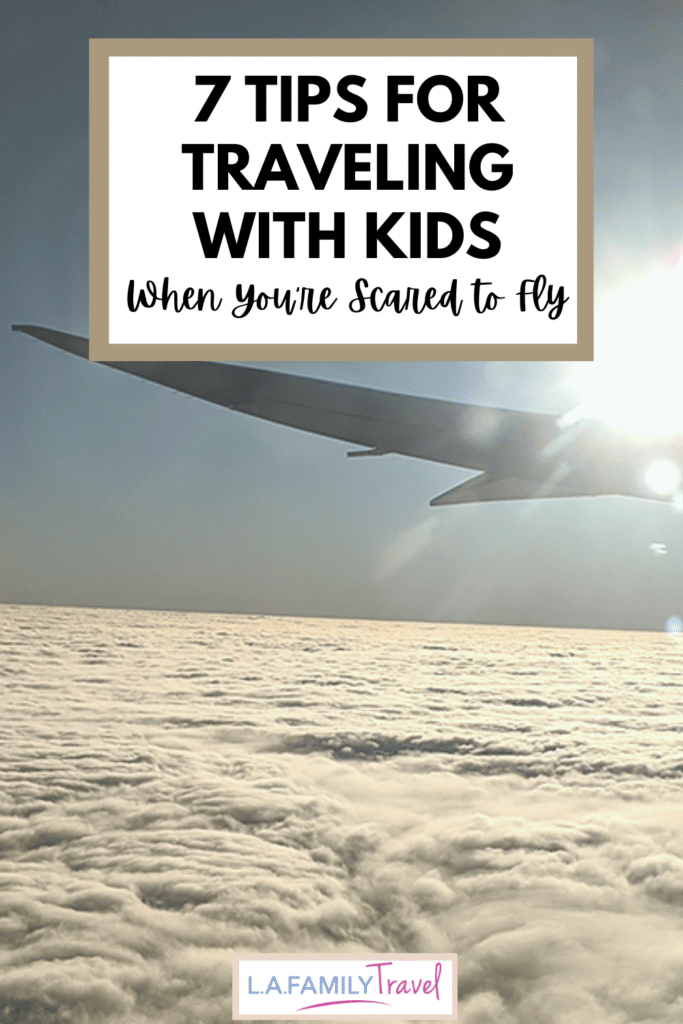 You love to take family trips but you're scared of flying. Don't let your fear of flying keep you from making the best memories with your family during your family vacations! Use these tips to conquer your fear of flying.