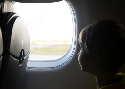 7 Tips for Traveling with Kids When You're Scared of Flying