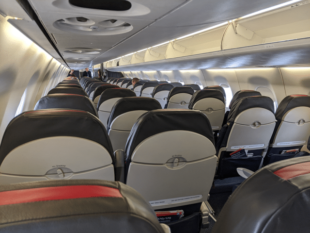 Tips to handle fear of flying with your kids