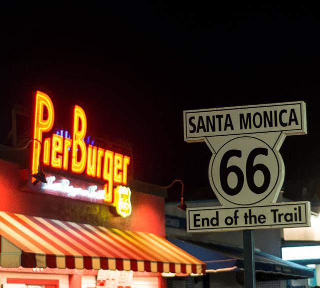 pier burger shop - 7 Best US Road Trip Attractions