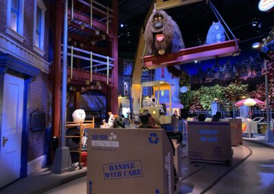 Universal Studios Uncovers the Secret Life of Pets: Ride Review
