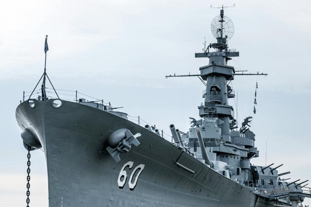 battleship - 7 Best US Road Trip Attractions