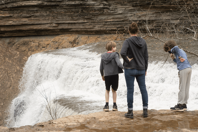 waterfall - 7 Best US Road Trip Attractions