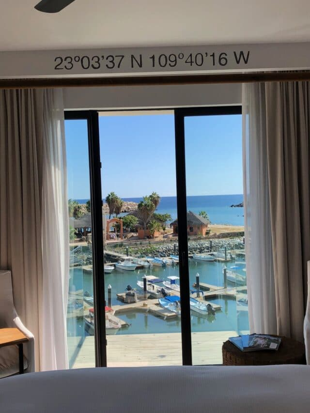room view - things to do in cabo san lucas with kids