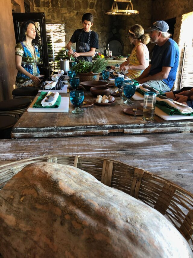 cooking class - things to do in cabo san lucas with kids