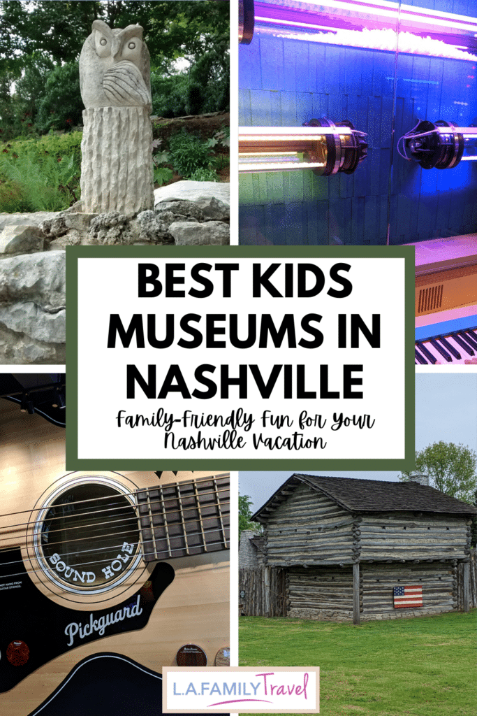 Best Kids Museums To Visit in Nashville - some of the best things to do with kids in Nashville, these museums offer hands on fun and a sneaky way to get some extra learning in!