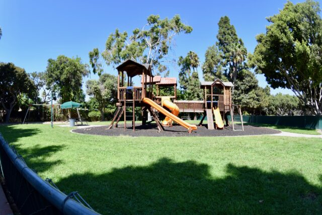 playground at campland on the bay