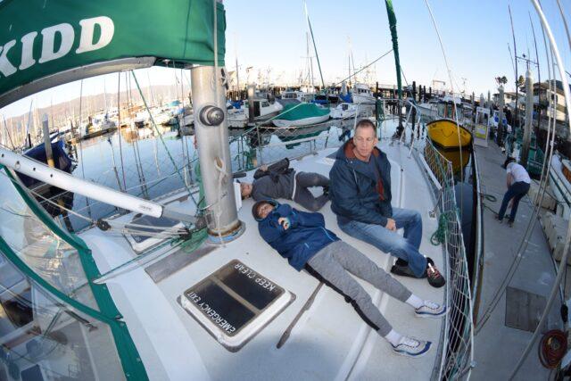sail boat - The beautiful coastal city of Santa Barbara has lots of fun adult activities but there is a lot of fun to be had in Santa Barbara with kids!