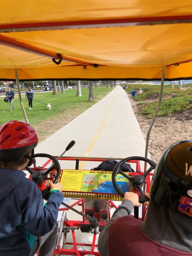 boys driving surrey - The beautiful coastal city of Santa Barbara has lots of fun adult activities but there is a lot of fun to be had in Santa Barbara with kids!