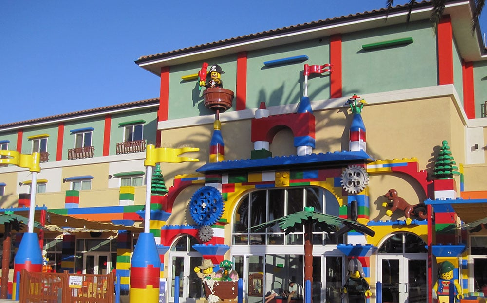 Why Legoland Is the Best Theme Park for Preschoolers