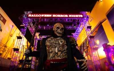 A Wimp's Guide to Halloween Horror Nights 2021