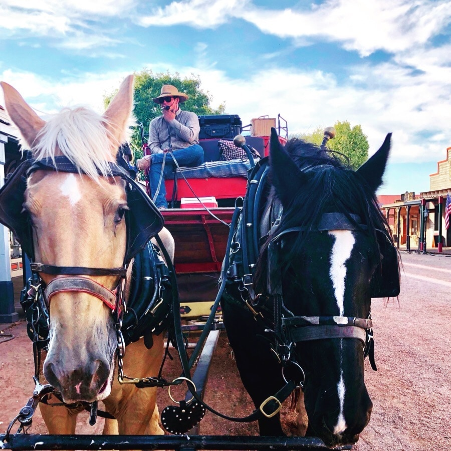 Tombstone's O.K. Corral: Get Wild and Lawless With Your Kids!