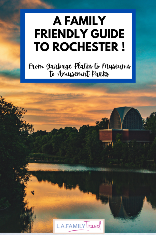 From museums, to historical sites, to garbage plates, what doesn't Rochester have?