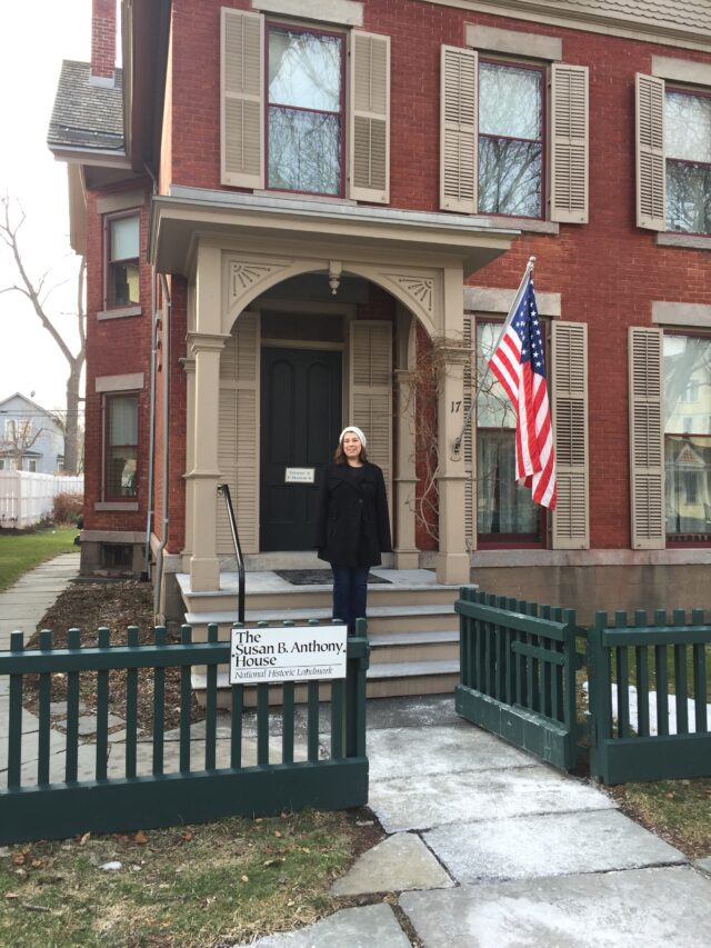 susan b anthony house - ROCHESTER New York is full of fun things to do for kids of all ages. Here are the best ones like Niagra Falls, Genesse Country Village and the Seneca Park zoo.