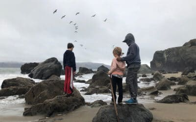 Helping Kids Through Vacation Anxiety