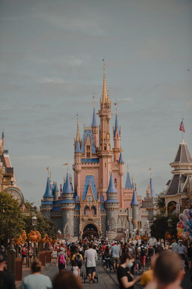 magic kingom, disney world - Genie+ for Disney Resorts